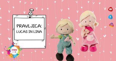 Pravljica: Lucas in Lina