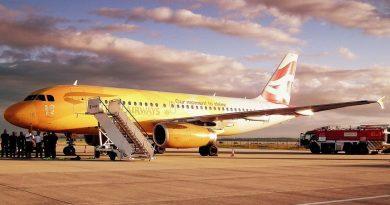 TOMORROW! Repatriation flight from London to Ljubljana!