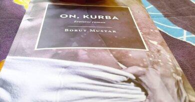 A blog of three storytellers: Borut Mustar