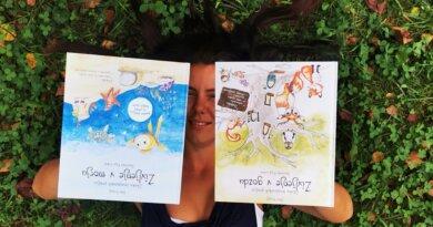 "Slovenka Deni Kragelj dosegla ""Amazon Bestseller"" in ""Amazon Hot New Release""!"