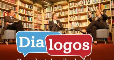 Prihaja oddaja Dialogos!