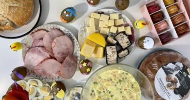 Velikonočni zajtrk v Slovenici v Londonu!